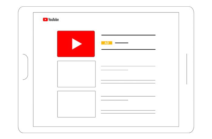 anuncio discovery youtube ads