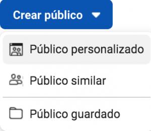crear publico facebook