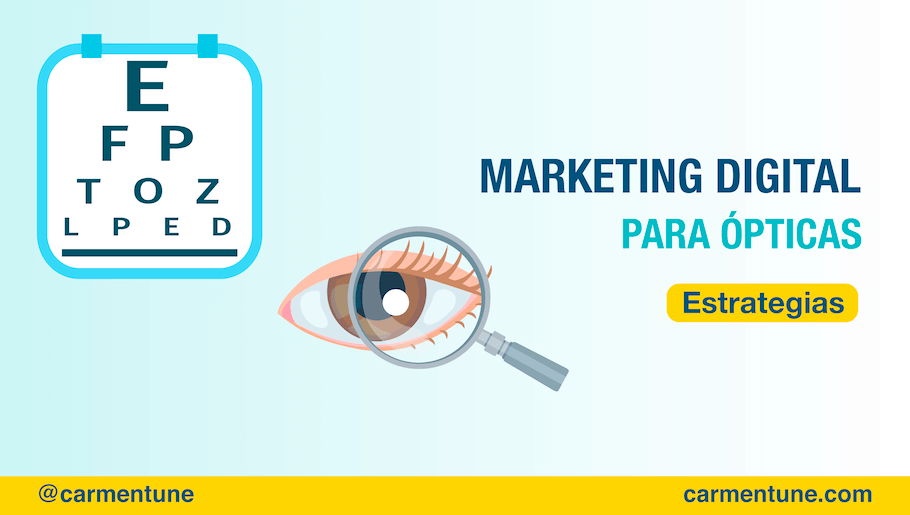 marketing digital para opticas